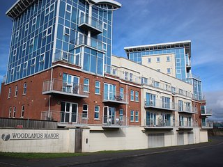 South Belfast - luxurious apartment - Junction 2, M1