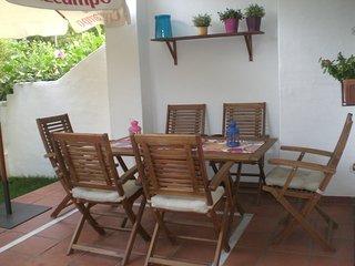 Precioso apartamento con jardín privado, Rota