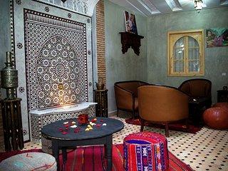 séjour au coeur de la médina de Marrakech