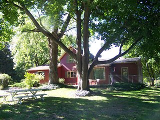 Country/city home, seven minutes from downtown Rochester