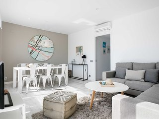 Be Apartment - Elegant and bright luxury apartment with a spectacular terrace. 2