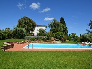 4 bedroom Villa in Toiano, Tuscany, Italy : ref 5039830