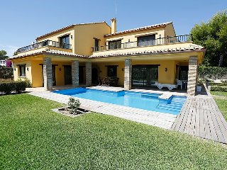 4 bedroom Villa in Las Tres Cales, Catalonia, Spain : ref 5040061