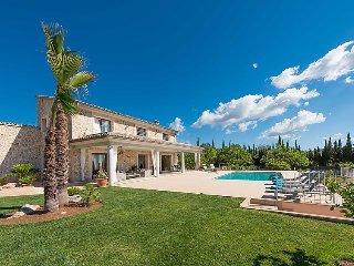 3 bedroom Villa in Mancor de la Vall, Balearic Islands, Spain : ref 5040079