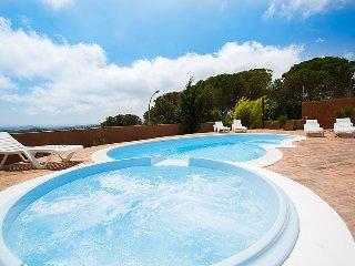 4 bedroom Villa in Lloret de Mar, Costa Brava, Spain : ref 2372060