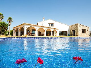 3 bedroom Villa in Teulada, Valencia, Spain : ref 5698905