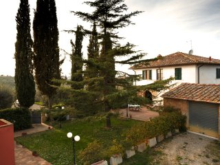 Perfect Tuscany Chianti Vineyard Villa-Great Views-Visit Wineries-Casa San Vito