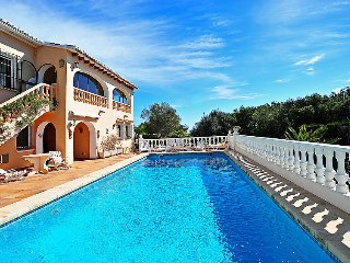 3 bedroom Villa in Xàbia, Valencia, Spain : ref 5044473