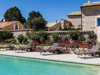 4 bedroom Villa in Contadour, Provence-Alpes-Côte d'Azur, France : ref 5051474