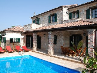 4 bedroom Villa in Baratto, Istarska Zupanija, Croatia : ref 5052703
