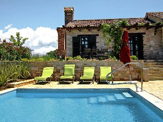 4 bedroom Villa in Porec Sv. Lovrec, Istria, Croatia : ref 2372281
