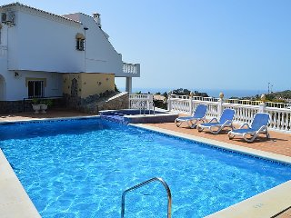 5 bedroom Villa in Nerja, Andalusia, Spain : ref 5059708