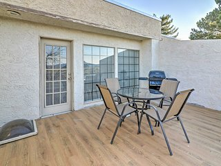 NEW! 2BR Pahrump Townhome - Newly Remodeled!