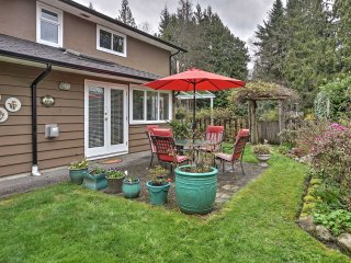 New! 1BR North Vancouver House Near Recreational Center!, Vancouver-Nord