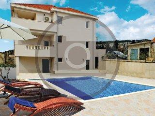 8 bedroom Villa in Makarska-Imotski, Makarska, Croatia : ref 2375741