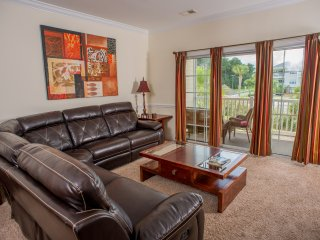 Myrtlewood 2BR and 2 full BA- Red Condo