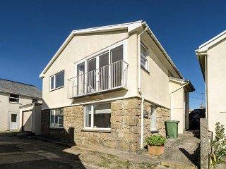 BROOK HOUSE, private beach access, sea views, pet-friendly, Sennen Cove, Ref