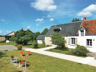 4 bedroom Villa in Dolus Le Sec, Indre-et-loire, France : ref 2377196
