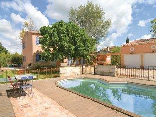 5 bedroom Villa in Verquieres, Bouches Du Rhone, France : ref 2377401
