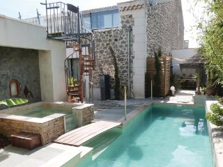 4 bedroom Villa in Montblanc, Herault, France : ref 2377483