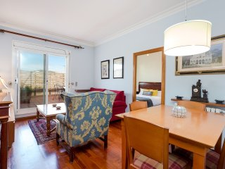 Central flat 5 min from Sagrada Familia, Barcelona