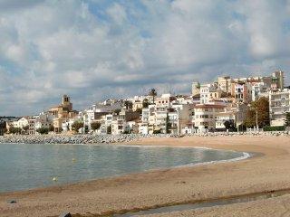 5 bedroom Villa in Sant Pol de Mar, Costa De Barcelona, Spain : ref 2378258