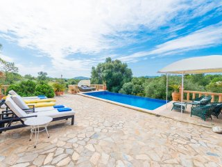 CAS CANS - cottage with private pool in Artà for 10 people, Arta