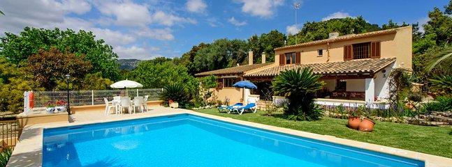3 bedroom Villa in Campanet, Mallorca, Mallorca : ref 2378719