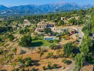 7 bedroom Villa in Inca, Mallorca, Mallorca : ref 2378834