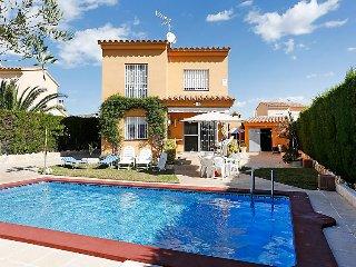 3 bedroom Villa in L Ametlla de Mar, Costa Daurada, Spain : ref 2379052