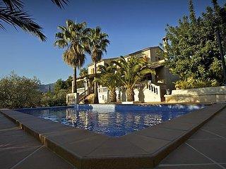 4 bedroom Villa in Bunyola, Mallorca, Mallorca : ref 2379063