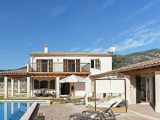 3 bedroom Villa in Caimari, Balearic Islands, Spain : ref 5177413