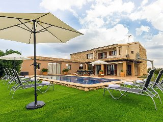 5 bedroom Villa in sa Pobla, Balearic Islands, Spain : ref 5177502