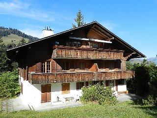 3 bedroom Apartment in Saanenmoser, Bernese Oberland, Switzerland : ref 2379157