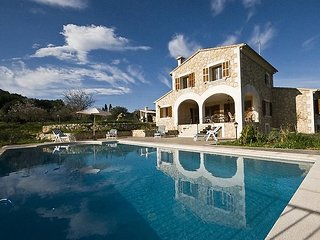 5 bedroom Villa in Campanet, Balearic Islands, Spain : ref 5177543