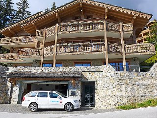 5 bedroom Villa in Crans Montana, Valais, Switzerland : ref 2379221