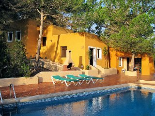 3 bedroom Villa in San Agustin des Vedra, Balearic Islands, Spain : ref 5223962