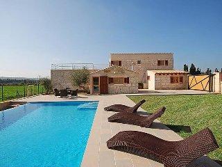 3 bedroom Villa in Platja de Muro, Balearic Islands, Spain : ref 5177846
