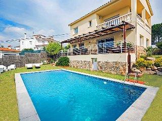 6 bedroom Villa in Lloret de Mar, Catalonia, Spain : ref 5177847