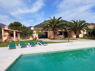 3 bedroom Villa in Selva, Balearic Islands, Spain : ref 5177868