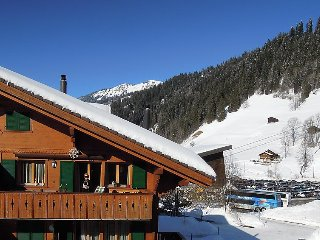 2 bedroom Apartment in Lenk, Bernese Oberland, Switzerland : ref 2379558
