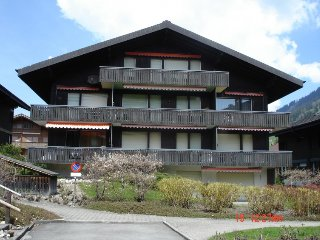 3 bedroom Apartment in Lenk, Bernese Oberland, Switzerland : ref 2379562