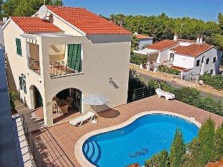 4 bedroom Villa in Cala Galdana, Menorca, Menorca : ref 2379598