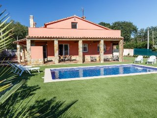 4 bedroom Villa in Santa Ceclina, Catalonia, Spain : ref 5699063