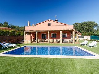 4 bedroom Villa in Santa Ceclina, Catalonia, Spain : ref 5250807
