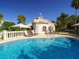 3 bedroom Villa in Javea, Costa Blanca, Spain : ref 2379764