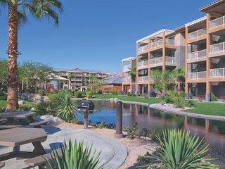 Greater Palm Springs Studio - sleep 2 - Vacation Home: Worldmark Resort, Indio