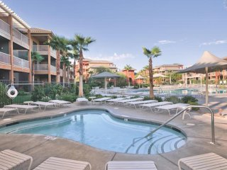 Greater Palm Springs 1 Bedroom - sleep 4 - Vacation Home: Worldmark Resort, Indio