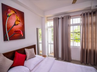 Cozy 2 bedroom apartment in Colombo! fully airconditioned at heart of town, Nugegoda