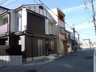 Vacation rental for your private stay in Kyoto.